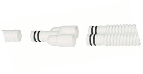 NICCONS 9899-065-01 Raccordo a tre vie /Ø 20 per tubo scarico condensa condizionatori