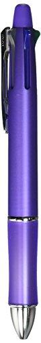 Pilot Multi Function Pen Dr. Grip, 0.5mm Acro Ink Ballpoint Pen, 0.5mm Mechanical Pencil, Lavender (BKHDF1SEF-LA) by Pilot (Image #1)