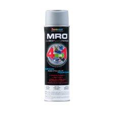 Oz 20 Tin One - Industrial Mro High Solids Paint Light Gray Primer 20Oz Can/16Oz Fill 1 Min