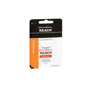 Reach Floss Unwaxed, Unflavored - Reach Unwaxed Dental Floss Unflavored Shopping Results