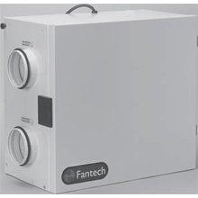 Fantech SH 704 Heat Recovery Ventilator (HRV), Single Speed Unit, Airflow CFM 0.4