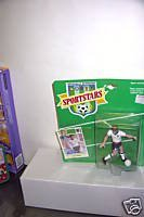 Sportstars (Starting Lineup) 1989 - Gary Lineker Tottenham Hotspur - Football (Soccer) Figure with Card by Starting Line - Line Gary