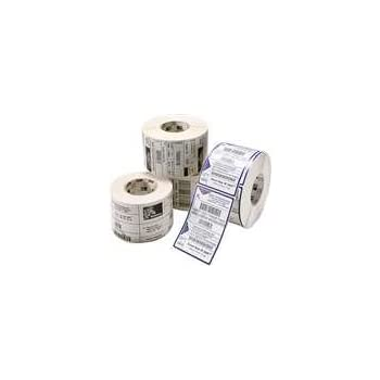 """Zebra Technologies 10015344 Z-Select 4000D Paper Label, Direct Thermal, Perforated, 4"""" x 3"""", 1"""" Core, 5"""" OD  (Roll of 930, Case of 12 Rolls) (Pack of 12)"""