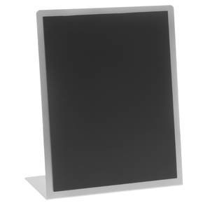 (Aluminum Easel Write-On Message Board, 11