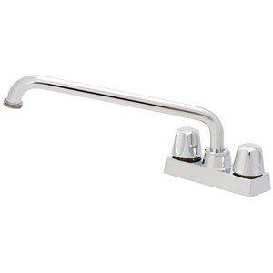 Matco Norca 4 Quot Chrome Br Laundry Faucet W 12 Quot Spout