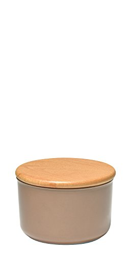 Emile Henry Storage Container 0, 3L Nutmeg