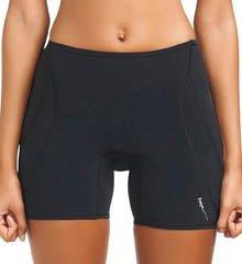 Freya Half Time Long Leg Swim Short (AS3987) M/Black