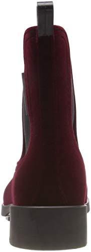 375 Rubber Femme Boot Pluie De Marc Bottes O'polo Rot bordo 4H7q67