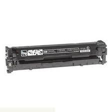 (Compatible HP LaserJet CP1210, CM1300, CP1500 series 125A Black)