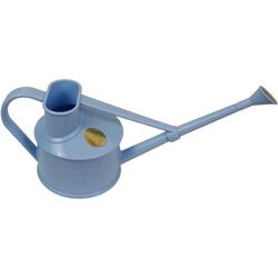 Bonsai Tree Watering Can - Haws | Handy Plastic 1 Pint (Sky-Blue) from BonsaiOutlet ()