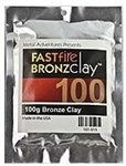 FASTfire BRONZclay 100 Gm