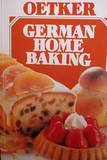 img - for German Home Baking book / textbook / text book