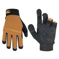 Custom Leathercraft Workright Flex Grip Work Gloves