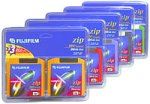 Fuji 2-Pack of IBM-Formatted Zip Disks (25271110)