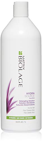 Biolage Hydrasource Detangling Solution For Dry Hair, 33.8 Fl. Oz.
