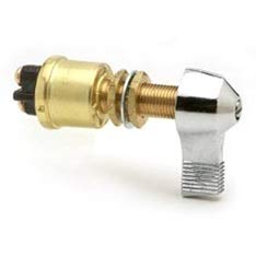 Cole Hersee M-497-BX Ignition Switch (2 Position)