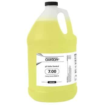 Oakton Buffer Solution, pH 7.00; 1 gal.