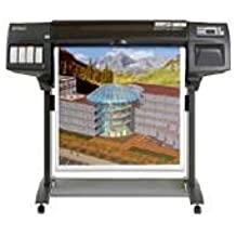 HP Designjet 1055CM Plus Thermal Inkjet Large-Format Printer (C6075B)
