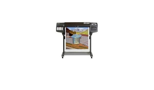 HP Impresora HP Designjet 1050c Plus - Impresora de Gran Formato ...