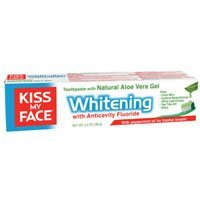 Kiss My Face Tthpaste Whitening Anticn