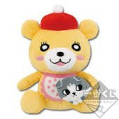 Takaramono grocery stores - Last One Prize Uminoguma & Bun-chan stuffed toy of the most lottery March of lion-Uminoguma
