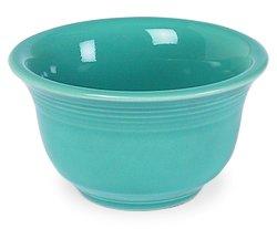 Bouillon Laughlin China Homer (Homer Laughlin China Fiesta Turquoise Bouillon Bowl)