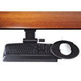 Humanscale Keyboard Systems: 5G Standard Mechanism - Standard 21.625'' Track by Humanscale
