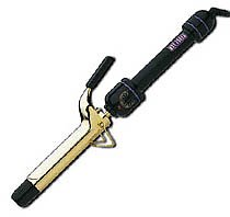 Hot Tools l # 1181 Spring Grip 1 Professional Curling Iron