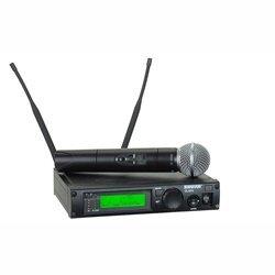 Shure ULXP24/SM86 Handheld Wireless System, J1