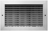 PROSELECT 6 x 10 in. Aluminum Horizontal Blade Return Grille