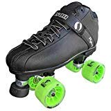Rave Derby Skate Package with Atom Poison Wheels (6)