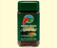 (Mount Hagen Organic Coffee -Cafe Decaffeinated - 3.53 oz)