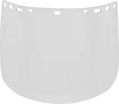 Bullard Impact and High Heat Replacement Safety Face Shield - Shield Replacement Face