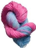 (Lorna's Laces Shepherd Sock Yarn - Baby Stripe)
