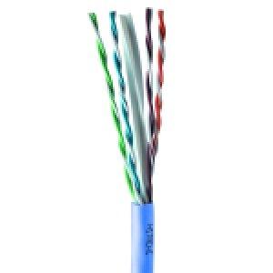 HITACHI CAT6 Plus Riser Reelex-Box Blue / 30024-8-BL2 /