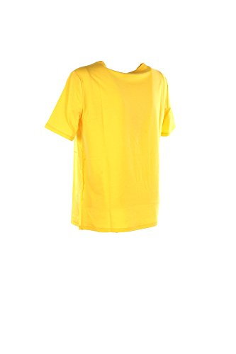 Max Mara T-Shirt Donna Weekend XL Giallo Holly Primavera Estate 2018