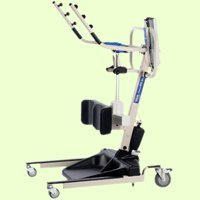 Reliant 350 Stand-Up Lift Base: Power