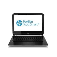 HP Pavilion TouchSmart 11-e010ss - Portátil de 11.6' (AMD Dual-Core A4 1250, 4 GB de RAM, 500 GB, RADEON HD 8210, Windows 8 64), negro