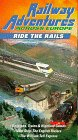 Railway Adventures Across Europe: Ride Rails [VHS]