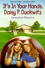 It's in Your Hands, Daisy P. Duckwitz, Jacqueline Shannon, 0380787695