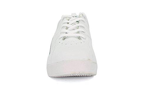 Zapatillas deporte con cuña Kelme en blanco