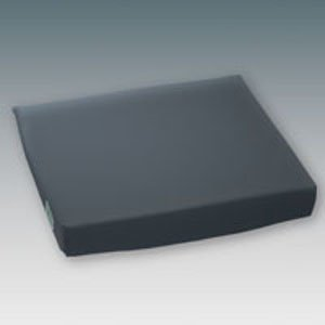 Posey Gel Foam Cushion - Posey Gel Foam Cushions, Weight Certified: Bariatric/300, Dimensions (WxLxH): 20'' x 18'