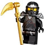 Lego Ninjago Cole ZX Minifigure ()