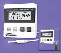 14-648-26 Part# 14-648-26 - Thermometer Lab Traceable Fridge/Frzr Dgt LCD Dual Wlmnt Ea By Fisher Scientific Co.