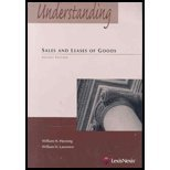 Understanding Sales and Leases of Goods, Henning, William H. and Lawrence, William H., 1422422496