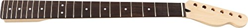 Mighty Mite MM2904 Telecaster Replacement Neck with Rosewood Fingerboard by Mighty Mite