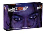 Voodoo3 2000 AGP Graphics Card