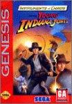 Young Indiana Jones - Sega Genesis