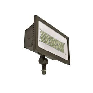 50 watt 120 277 volt led 5000k flood bronze light fixture mpf5050u1. Black Bedroom Furniture Sets. Home Design Ideas