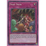 Yu-Gi-Oh! - Trap Trick - SOFU-EN078 - Soul Fusion - 1st Edition - Secret Rare